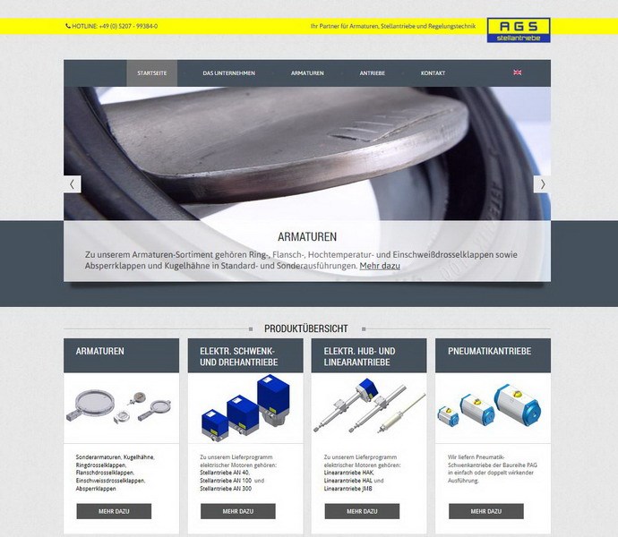 AGS Stellantriebe GmbH