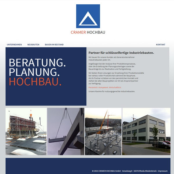 Cramer Hochbau