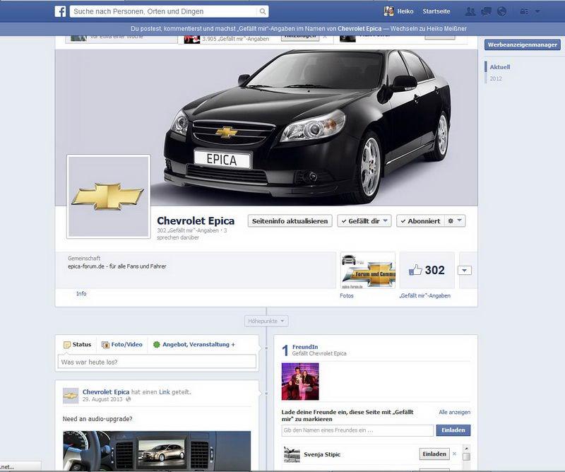 FB: Chevrolet Epica