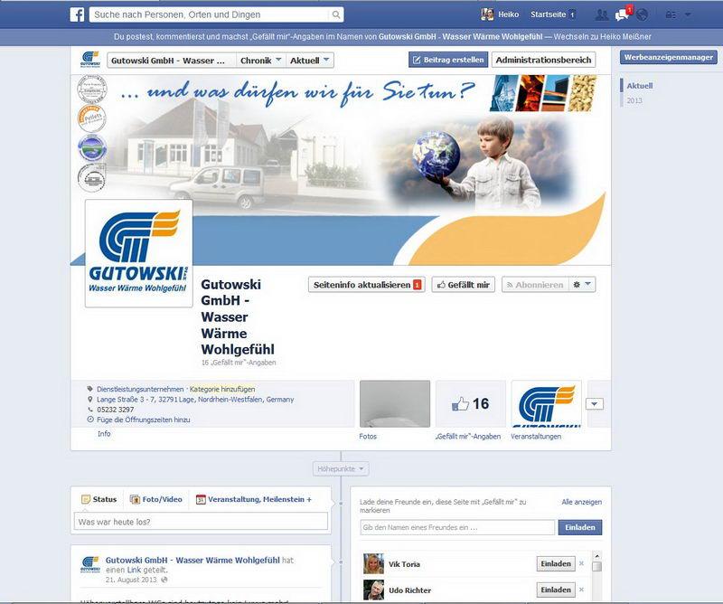 FB: Gutowski GmbH