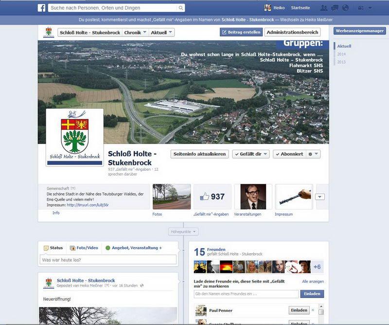 FB: Schloß Holte-Stukenbrock