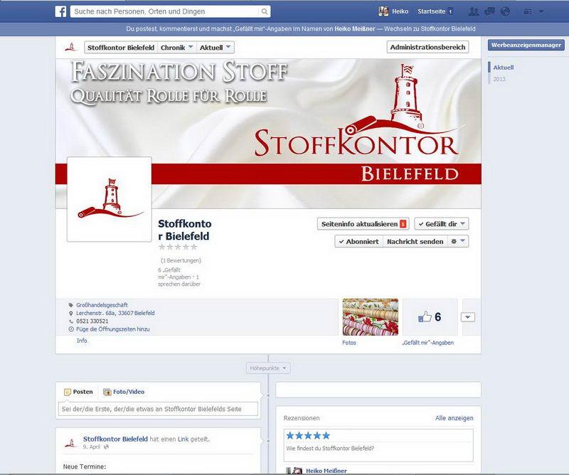FB: Stoffkontor-Bielefeld