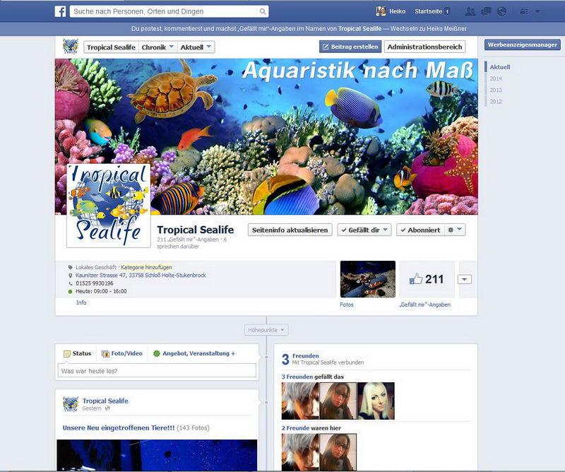 FB: Tropical Sealife