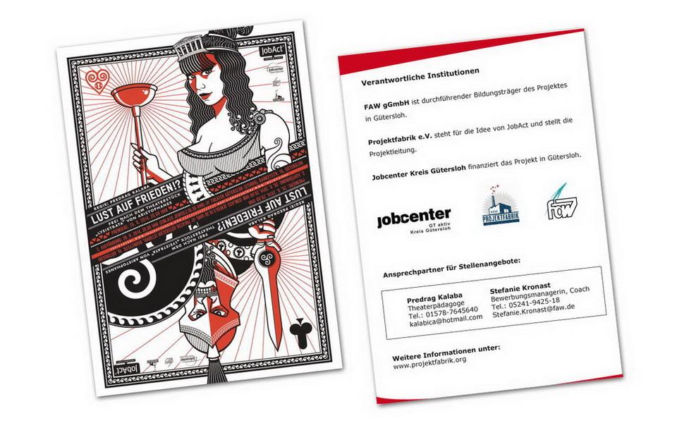 JobAct Broschüre