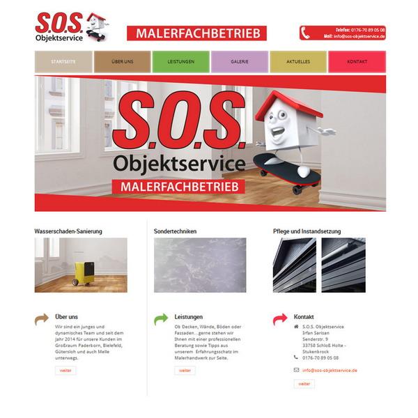 SOS Objektservice