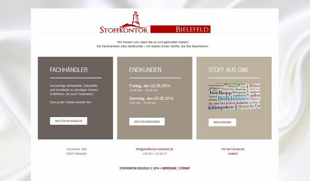 Stoffkontor aus Bielefeld