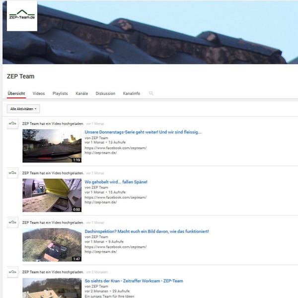 Youtube Serie